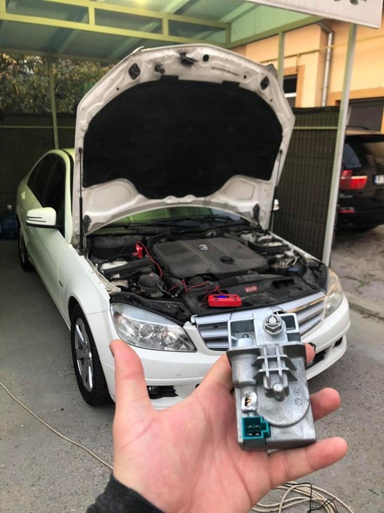 Anulare Esl Mercedes C Class W204 2009 Probleme Pornire