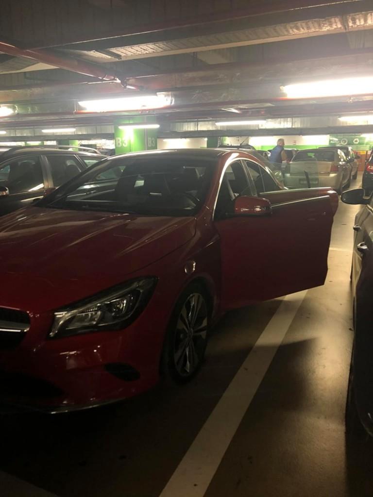 Deblocare Auto Fara Dauna Mercedes CLA 2014