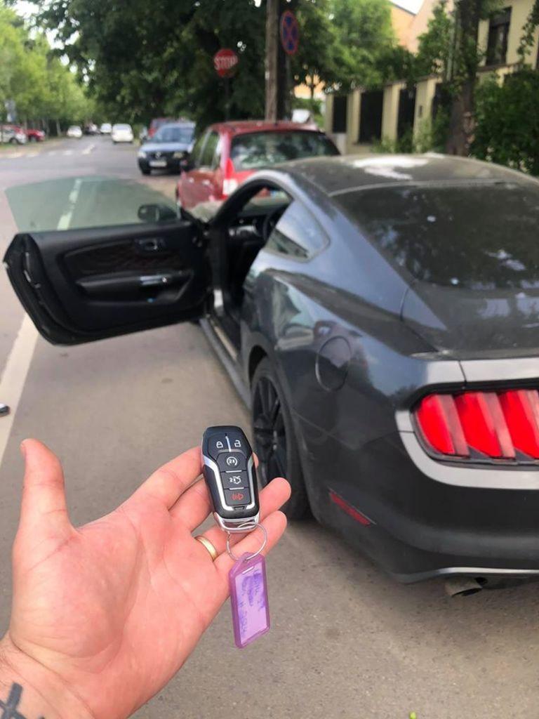 Deblocare Auto Ford Mustang 2017 Fara Dauna