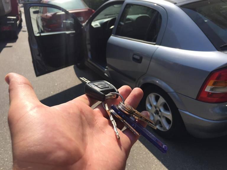 Reparatie Contact Blocat Opel Astra G 2003