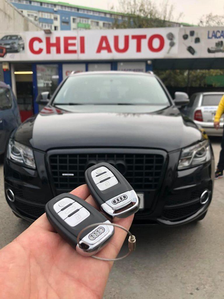 Anulare Elv Audi