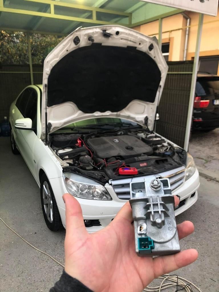 Anulare Esl Mercedes